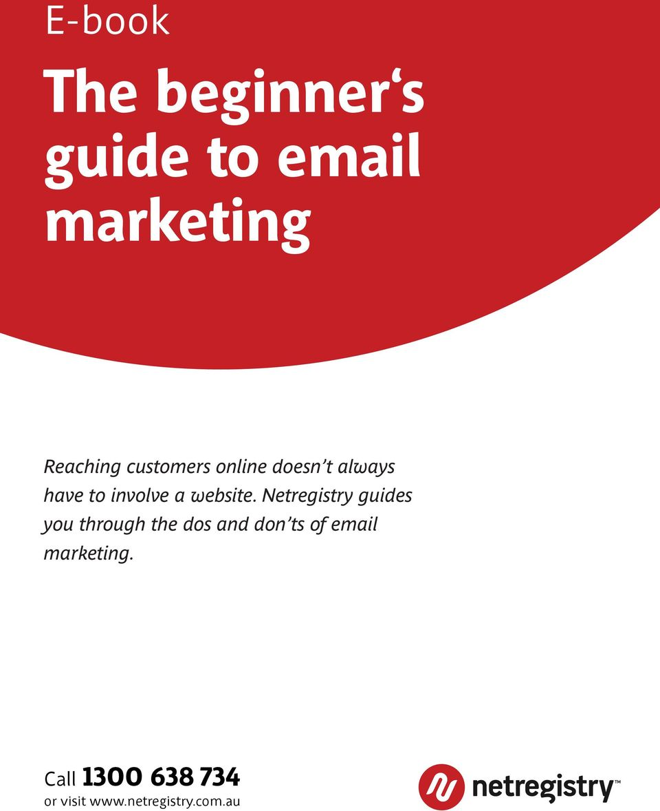 Netregistry guides you through the dos and don ts of email