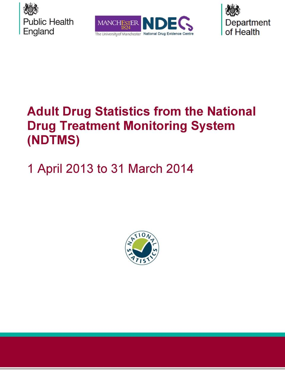 Monitoring System (NDTMS) 1