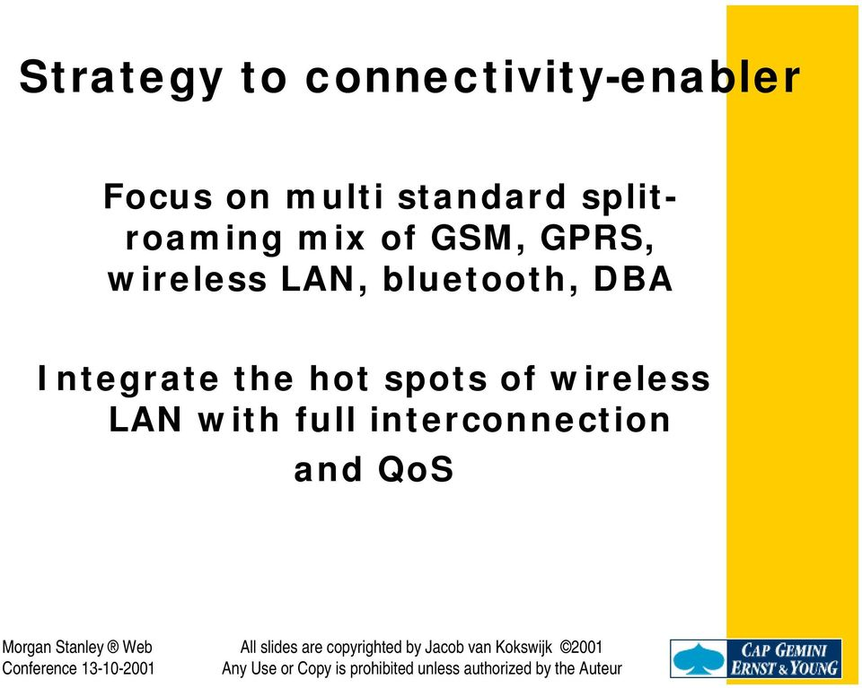 wireless LAN, bluetooth, DBA Integrate the hot