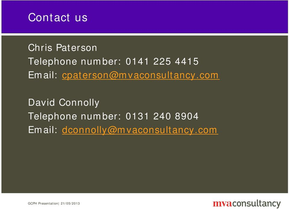 cpaterson@mvaconsultancy.