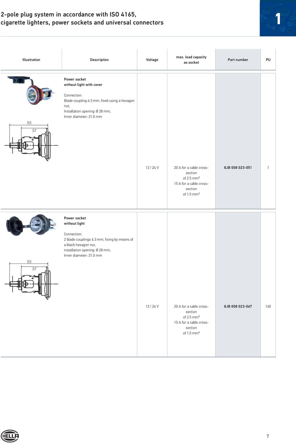 Socket Wiring Diagram Iso 3731 Ac Diagrams Cigarette Lighter Plug 24s Info Twisted Pair