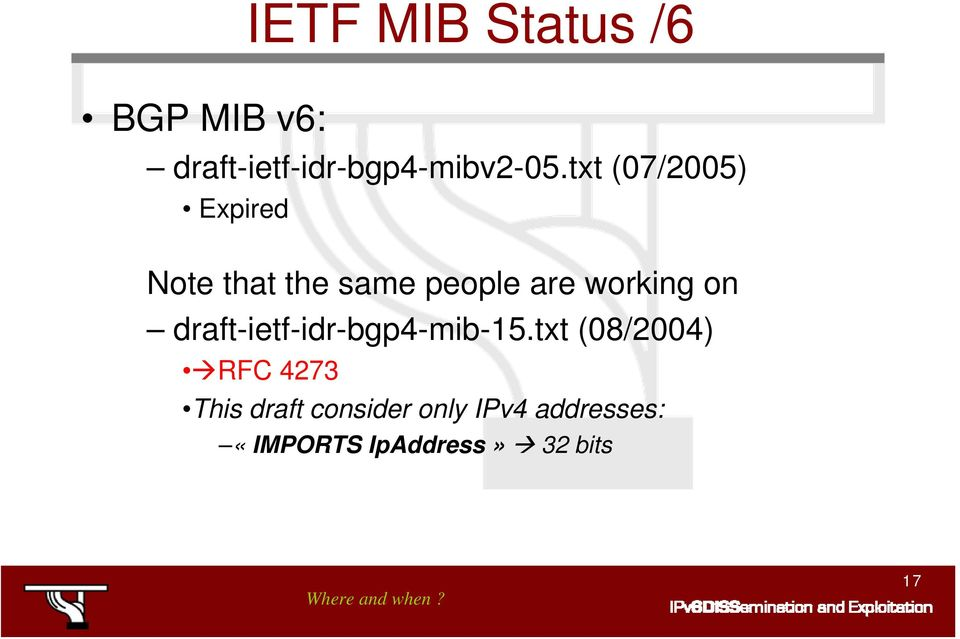 on draft-ietf-idr-bgp4-mib-15.