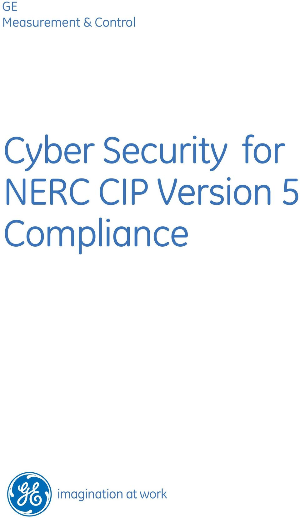 for NERC CIP Version 5