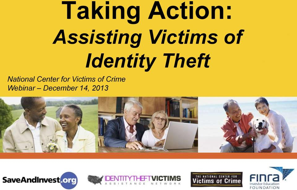 for Victims of Crime Webinar