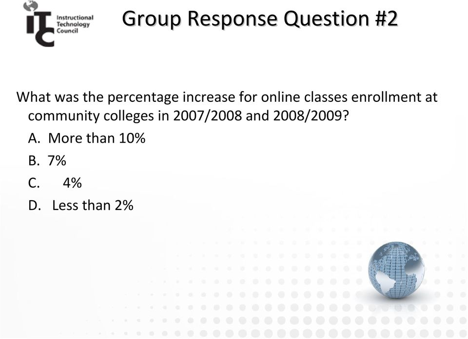 enrollment at community colleges in 2007/2008