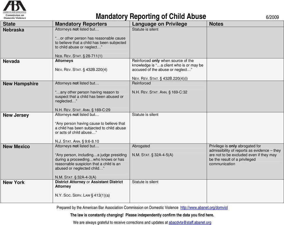 220(4)(i) any other person having reason to suspect that a child has been abused or neglected N.H. REV. STAT. ANN.