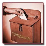 Complaints can be filed orally or in writing.