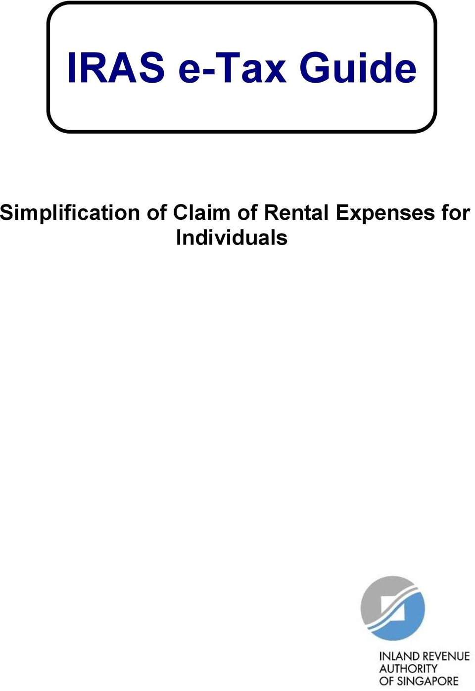 Claim of Rental
