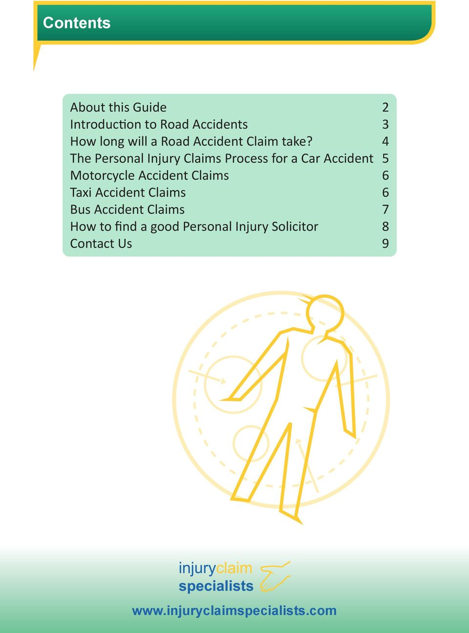 4 The Personal Injury Claims Process for a Car Accident 5 Motorcycle