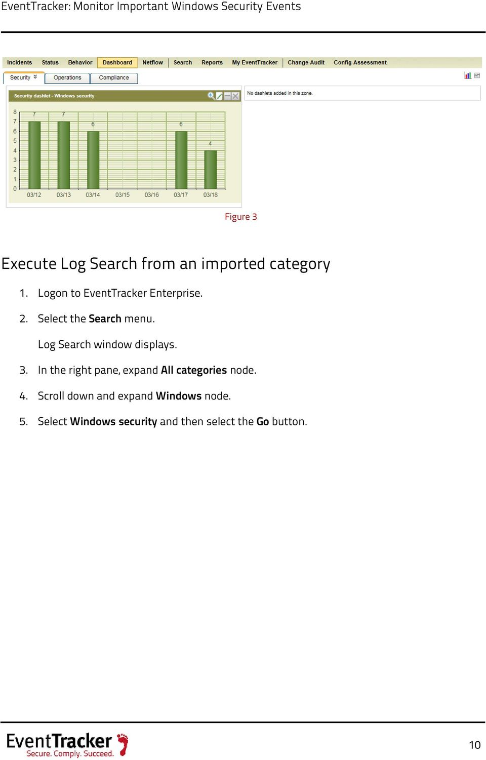 Lg Search windw displays. 3. In the right pane, expand All categries nde. 4.