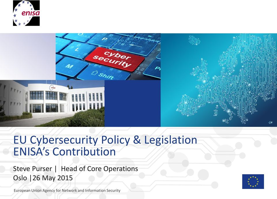 Core Operations Oslo 26 May 2015 European