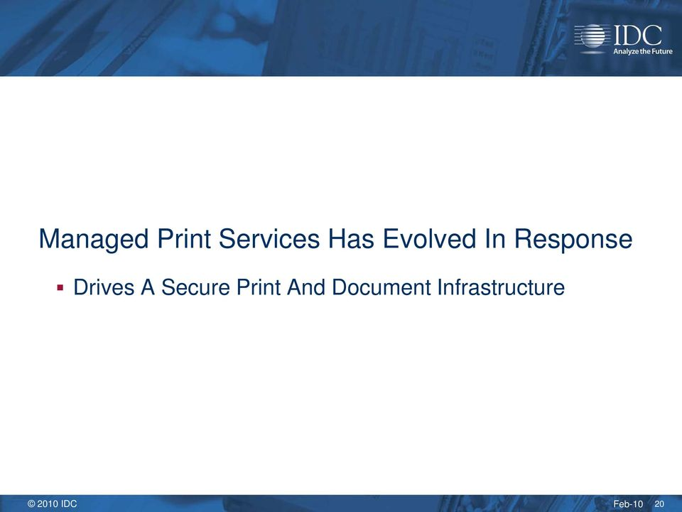Secure Print And Document