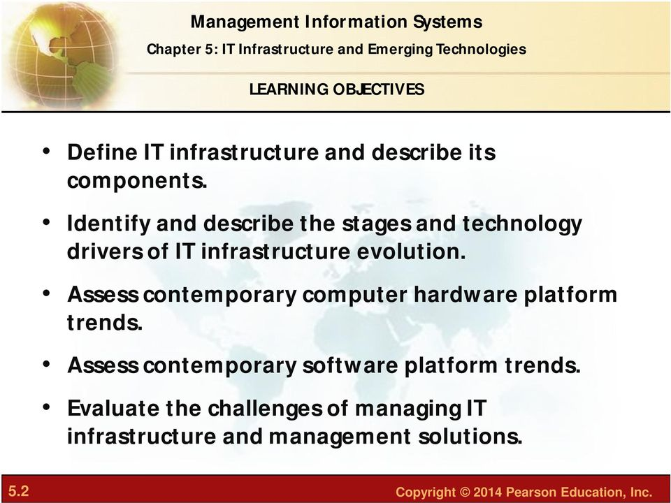 Assess contemporary computer hardware platform trends.