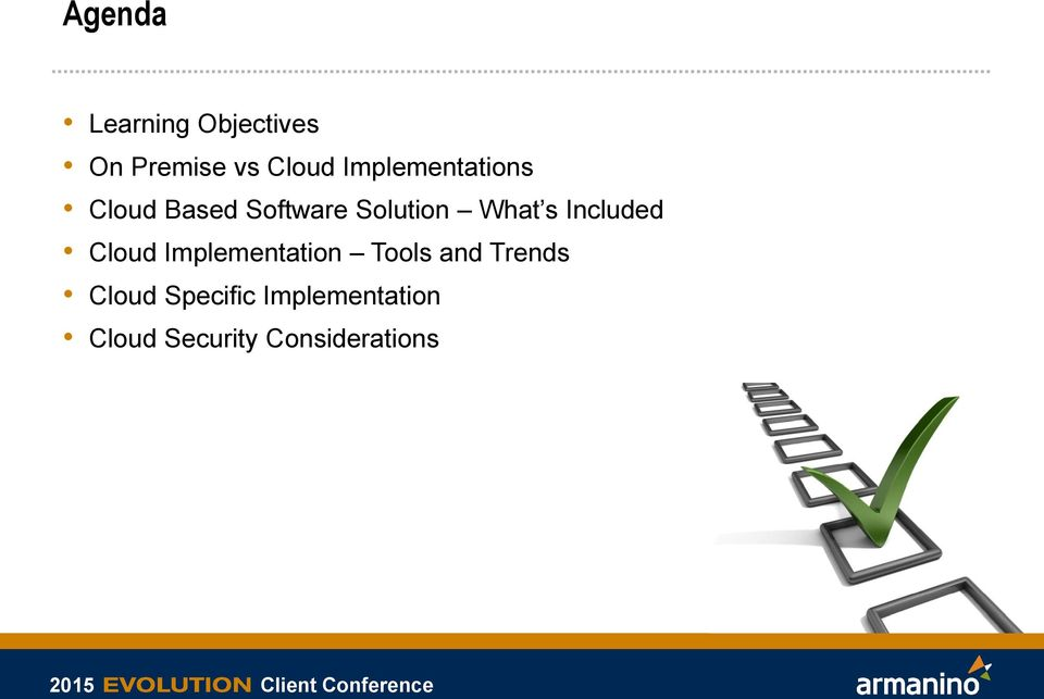 s Included Cloud Implementation Tools and Trends