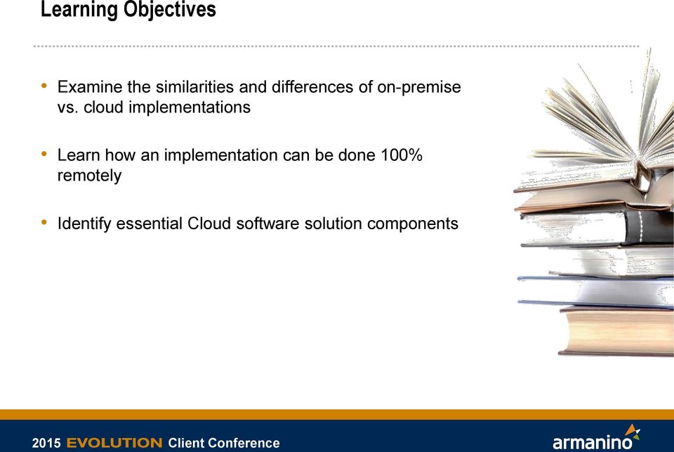 cloud implementations Learn how an implementation