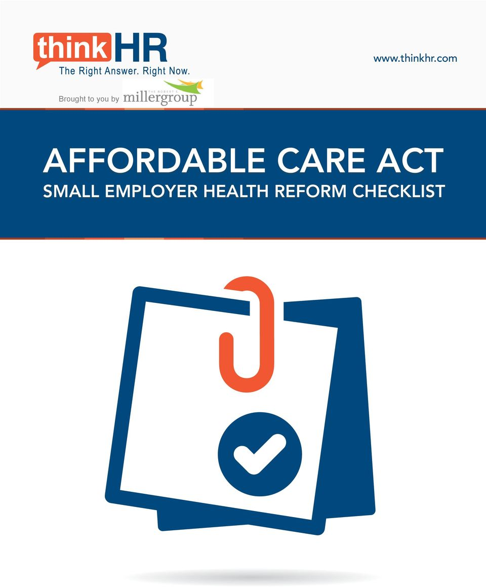 CARE ACT SMALL