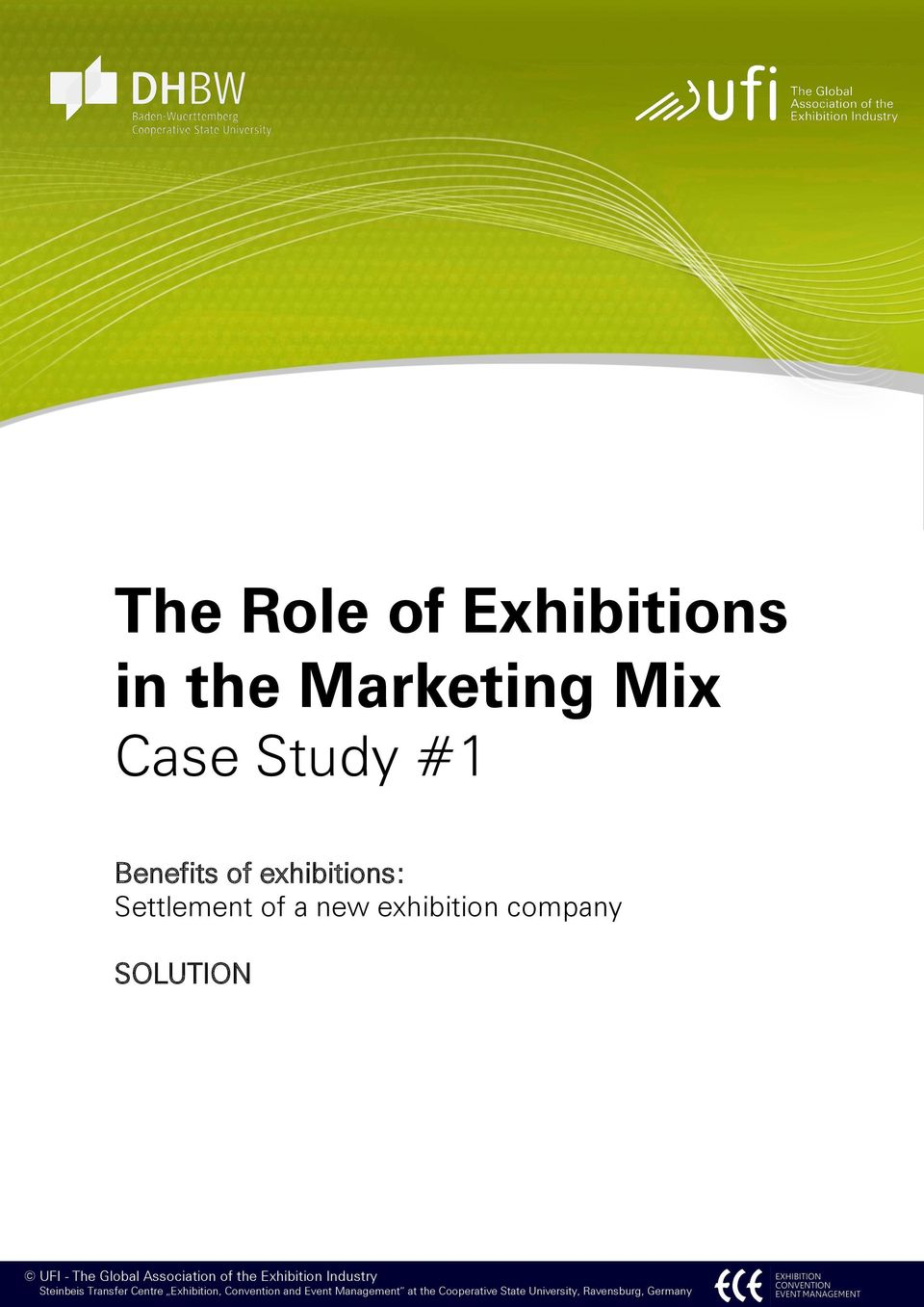 Marketing Mix Case