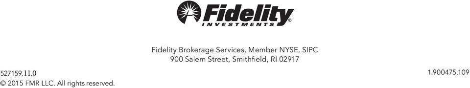 Fidelity Brokerage Services, Member