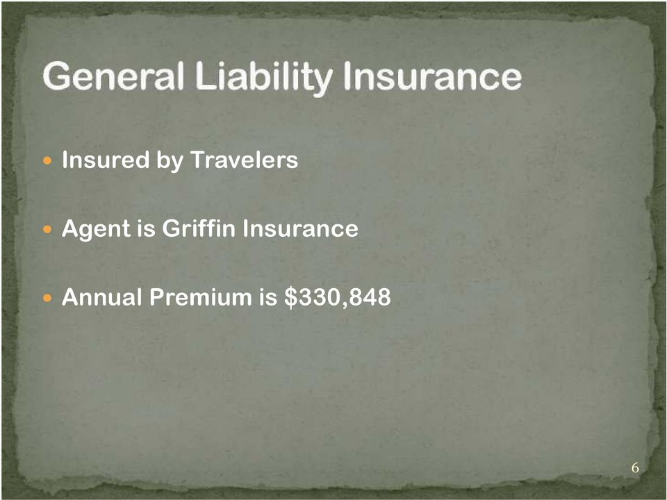 Griffin Insurance