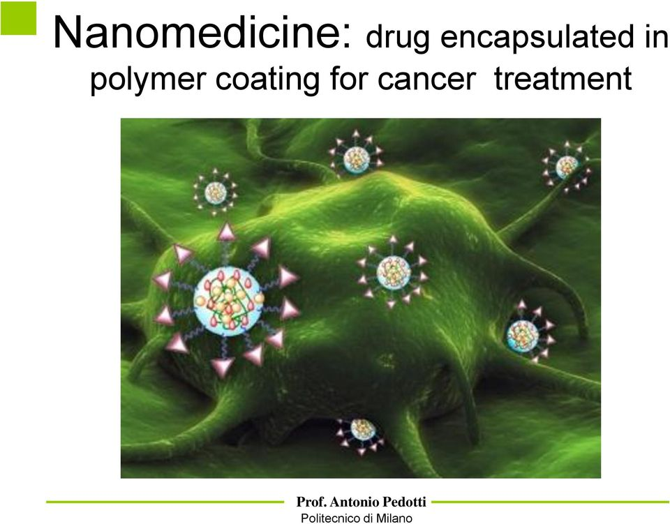 coating for cancer treatment