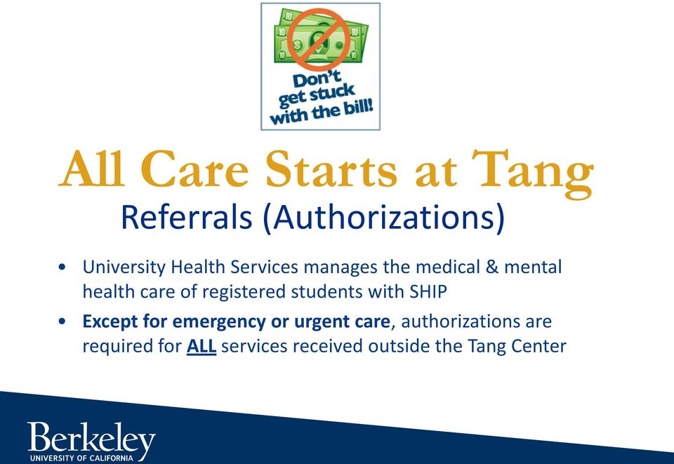 Tang center urgent care