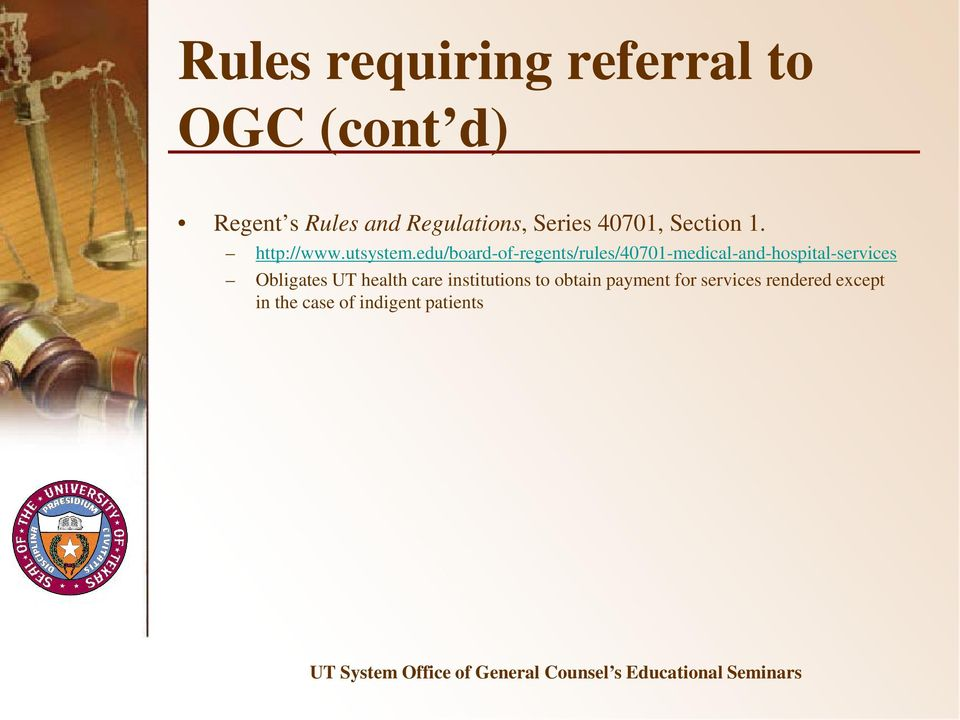 edu/board-of-regents/rules/40701-medical-and-hospital-services Obligates