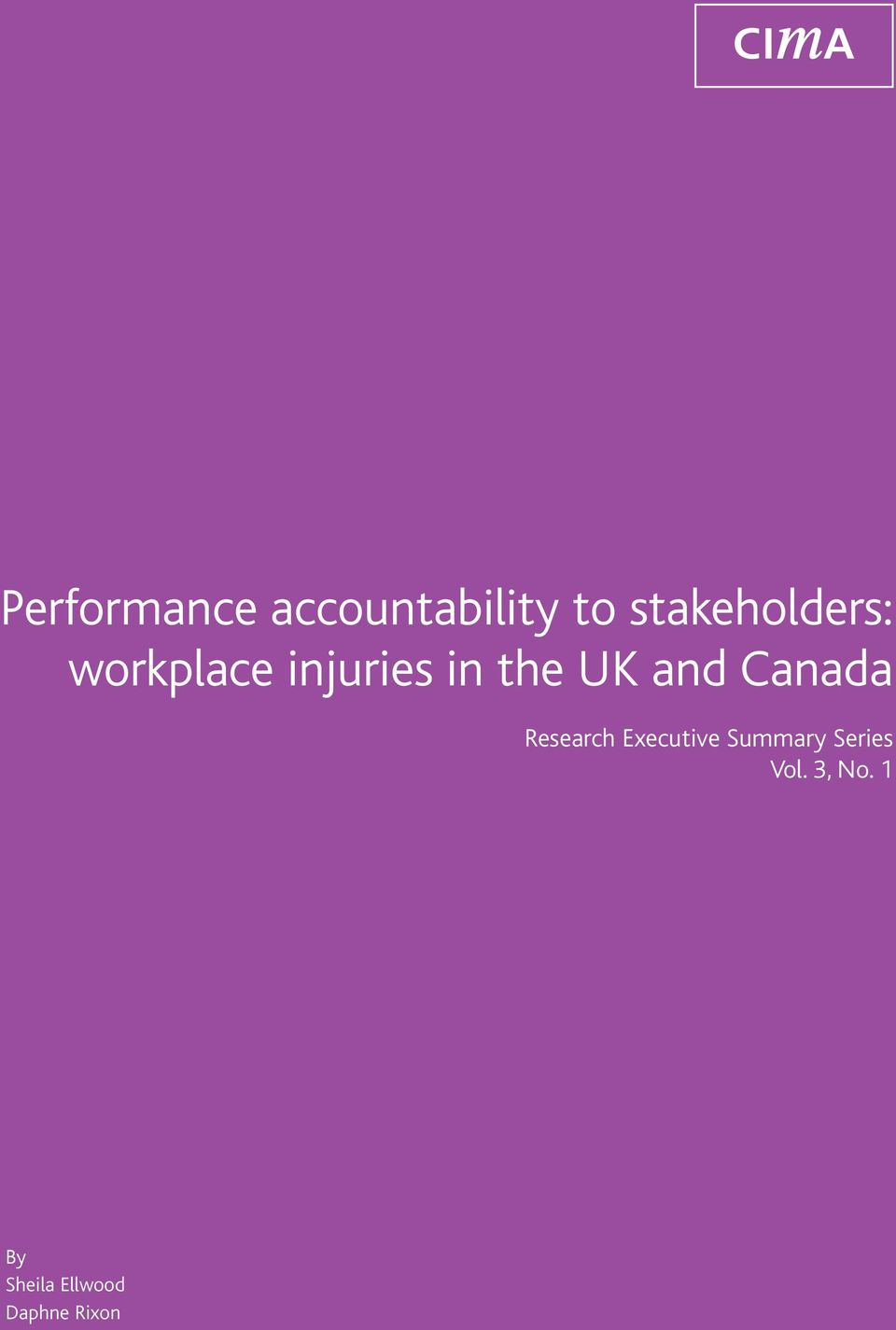 UK and Canada Research Executive Summary
