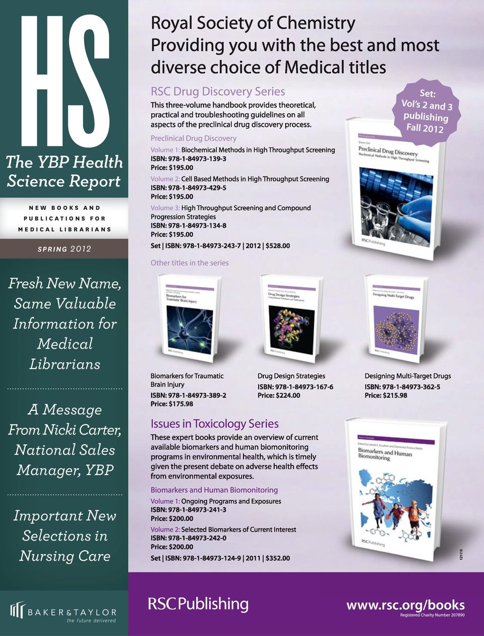 The Ybp Health Science Report Pdf
