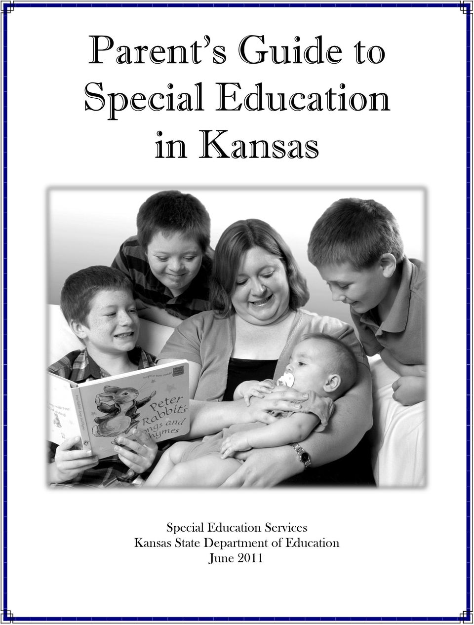 Education Services Kansas