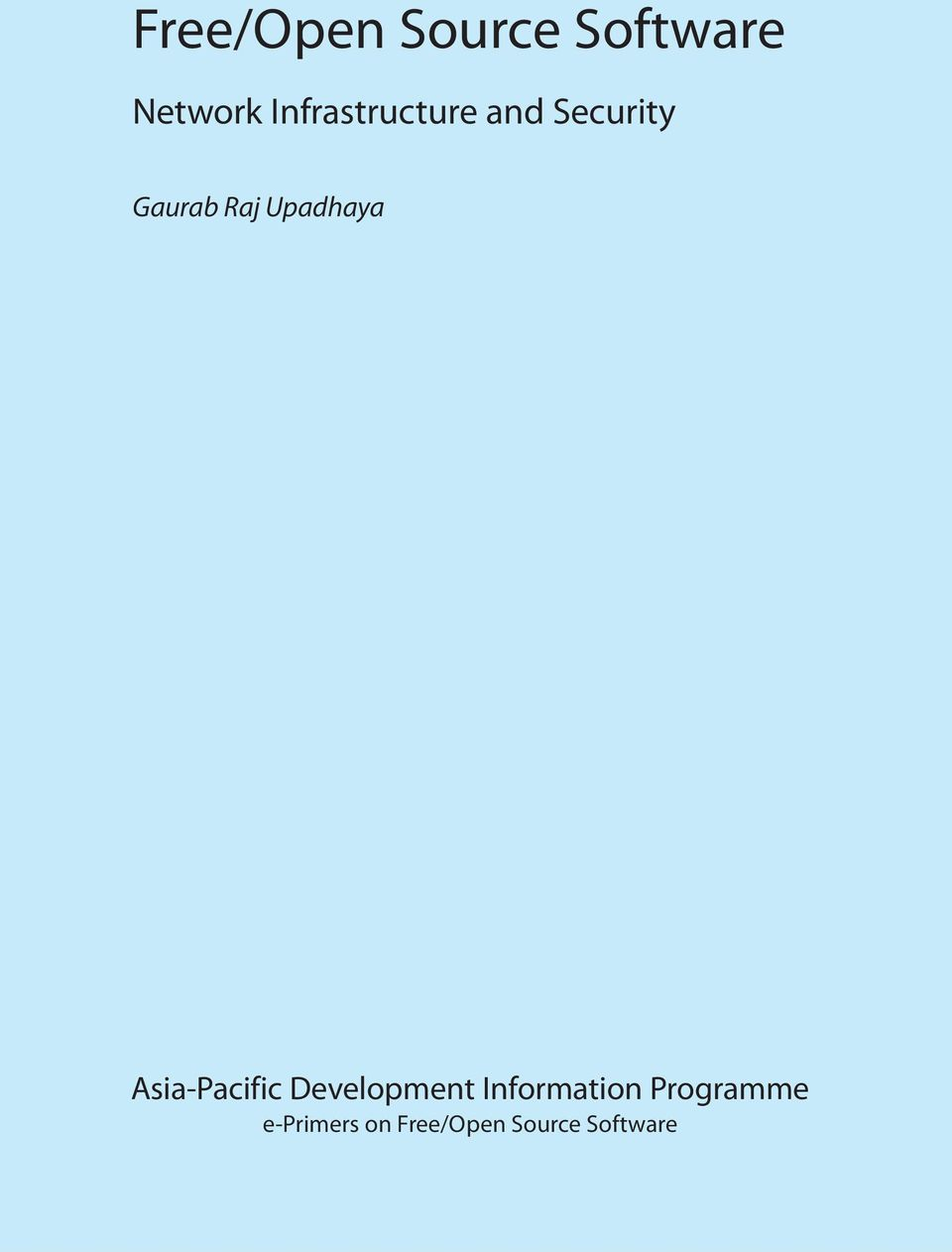 Upadhaya Asia-Pacific Development