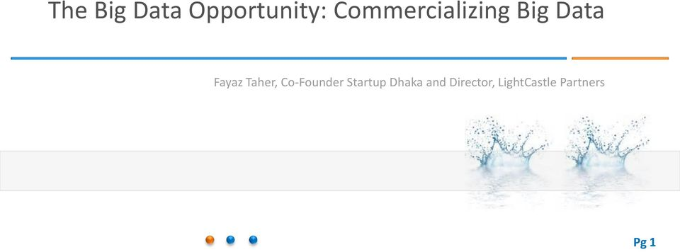 Taher, Co-Founder Startup Dhaka