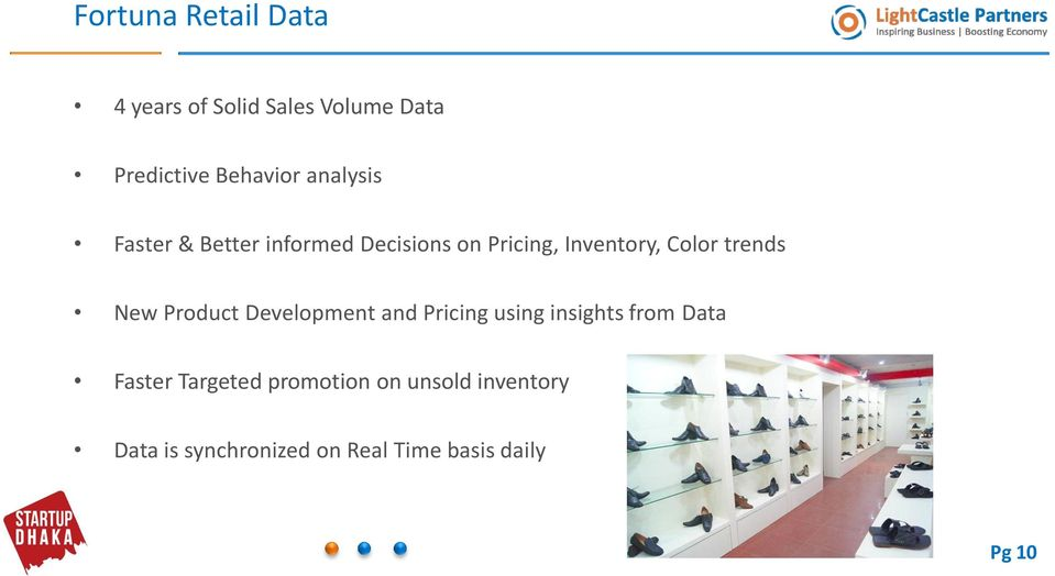 trends New Product Development and Pricing using insights from Data Faster