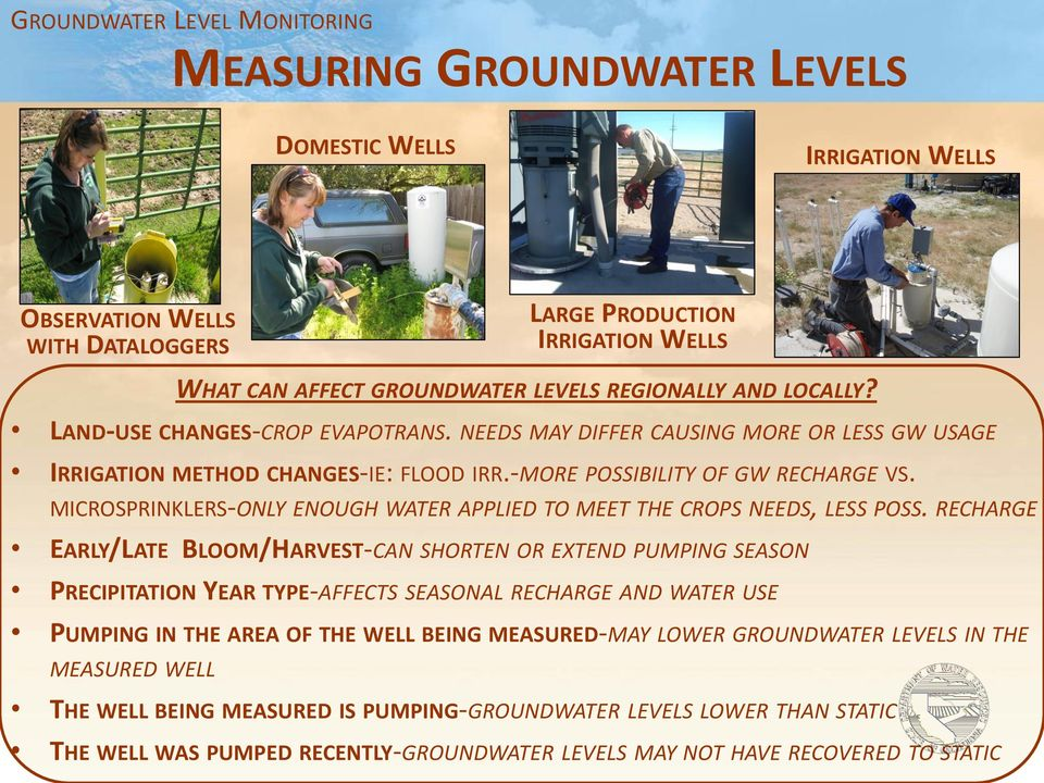 MICROSPRINKLERS-ONLY ENOUGH WATER APPLIED TO MEET THE CROPS NEEDS, LESS POSS.