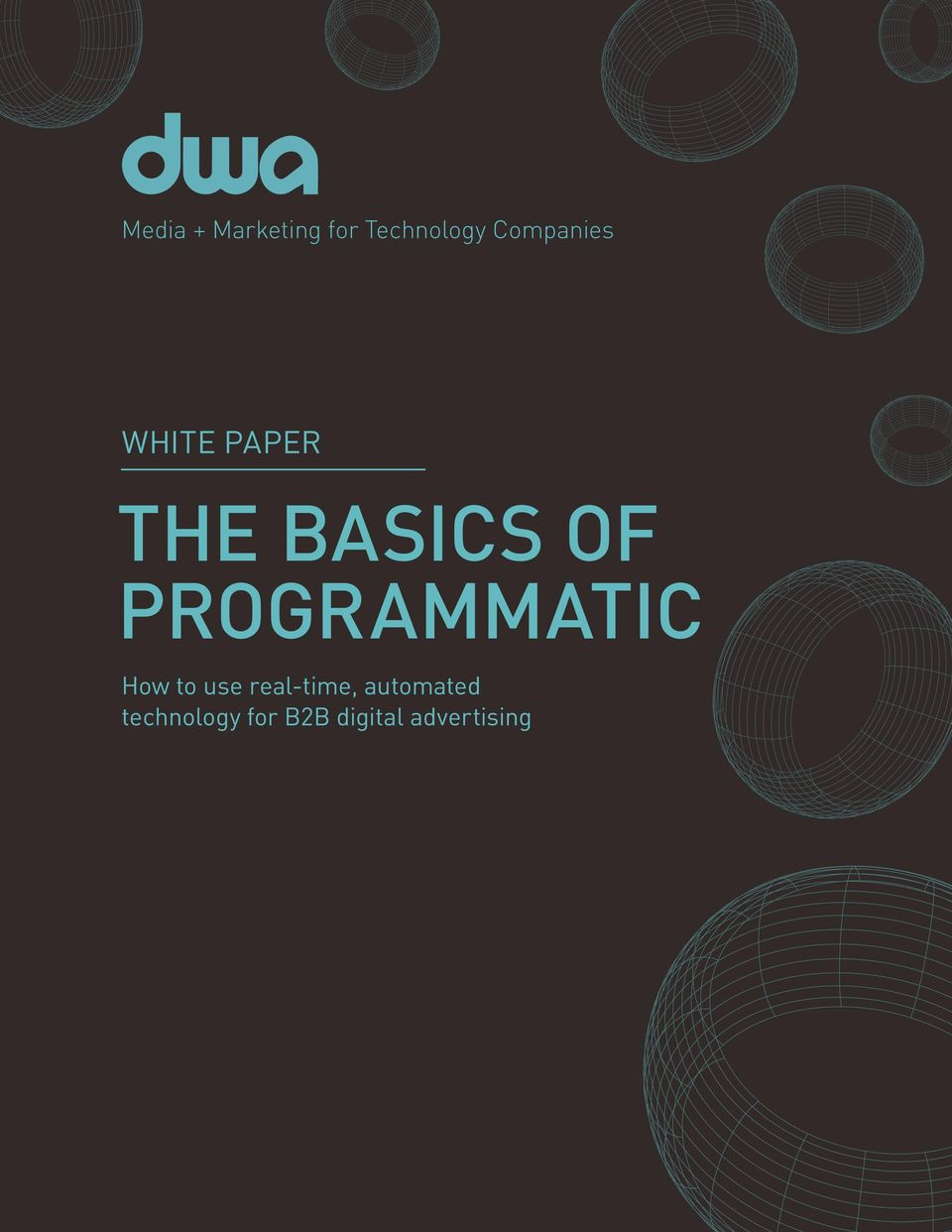 PROGRAMMATIC How to use real-time,