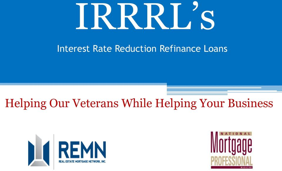 Loans Helping Our