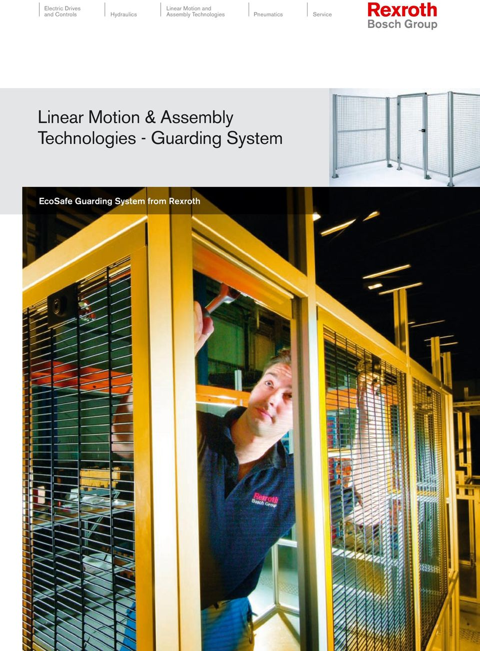 Service Linear Motion & Assembly Technologies -