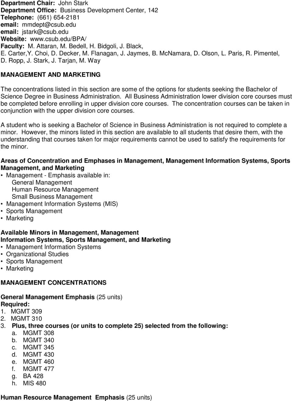 Management And Marketing Pdf
