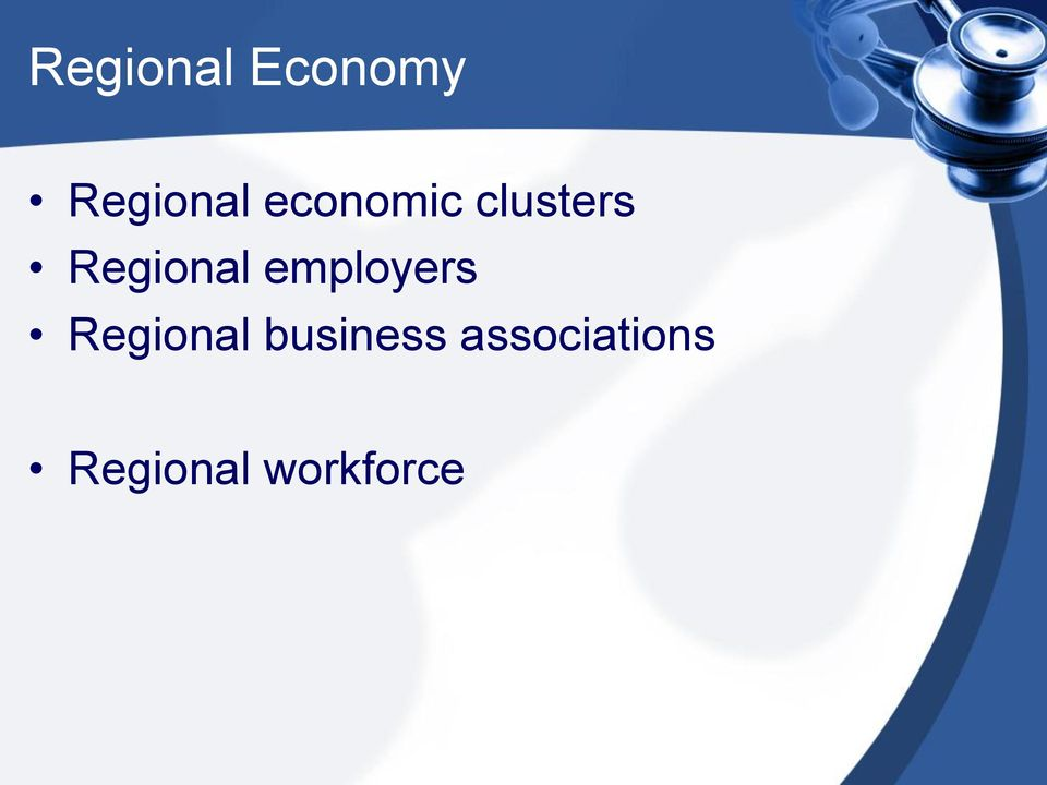 employers Regional business