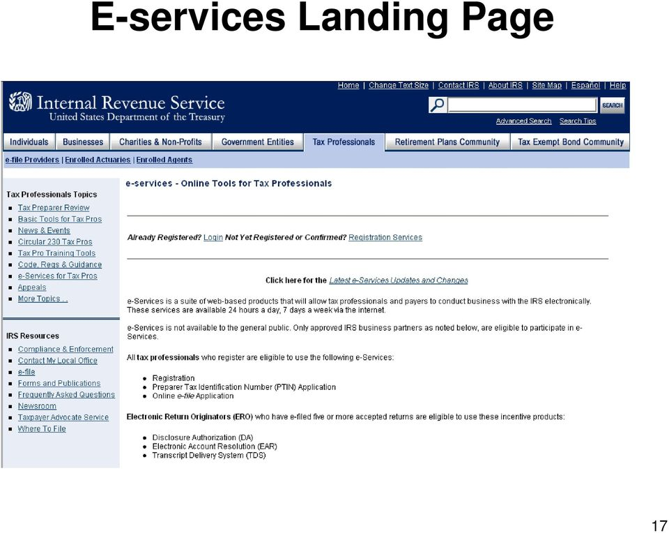 How to Become an Authorized IRS e-file Provider - PDF
