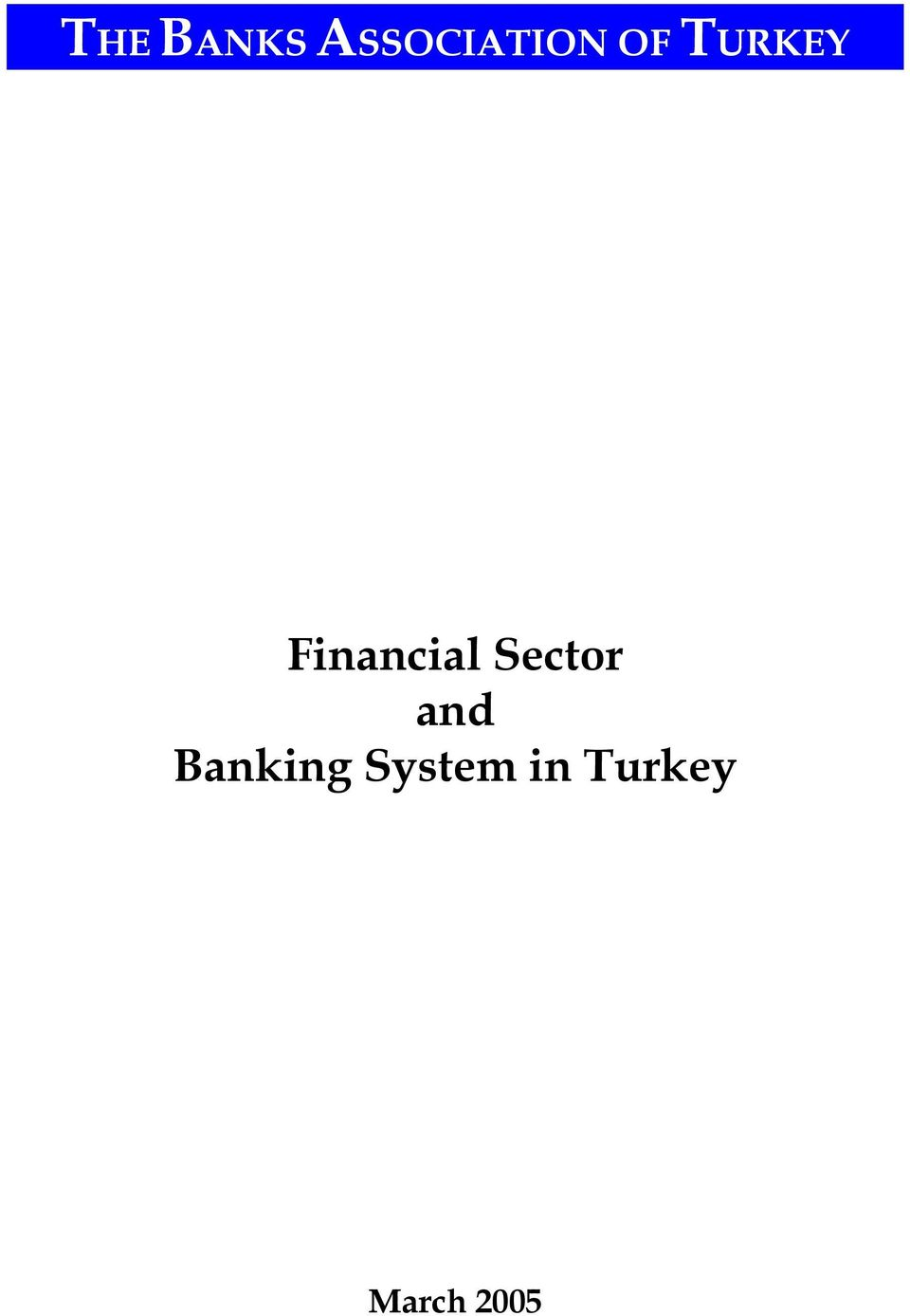Sector and Banking