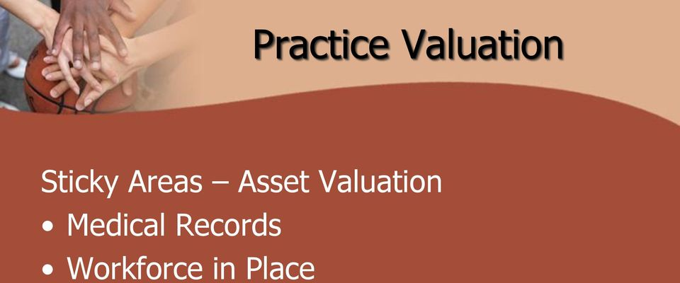 Valuation Medical