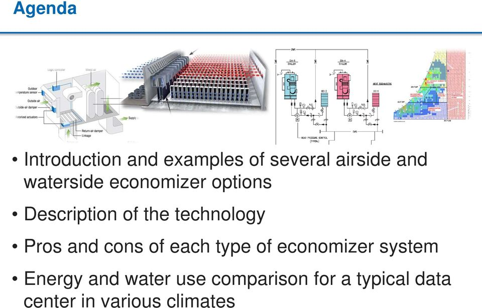 Pros and cons of each type of economizer system Energy and