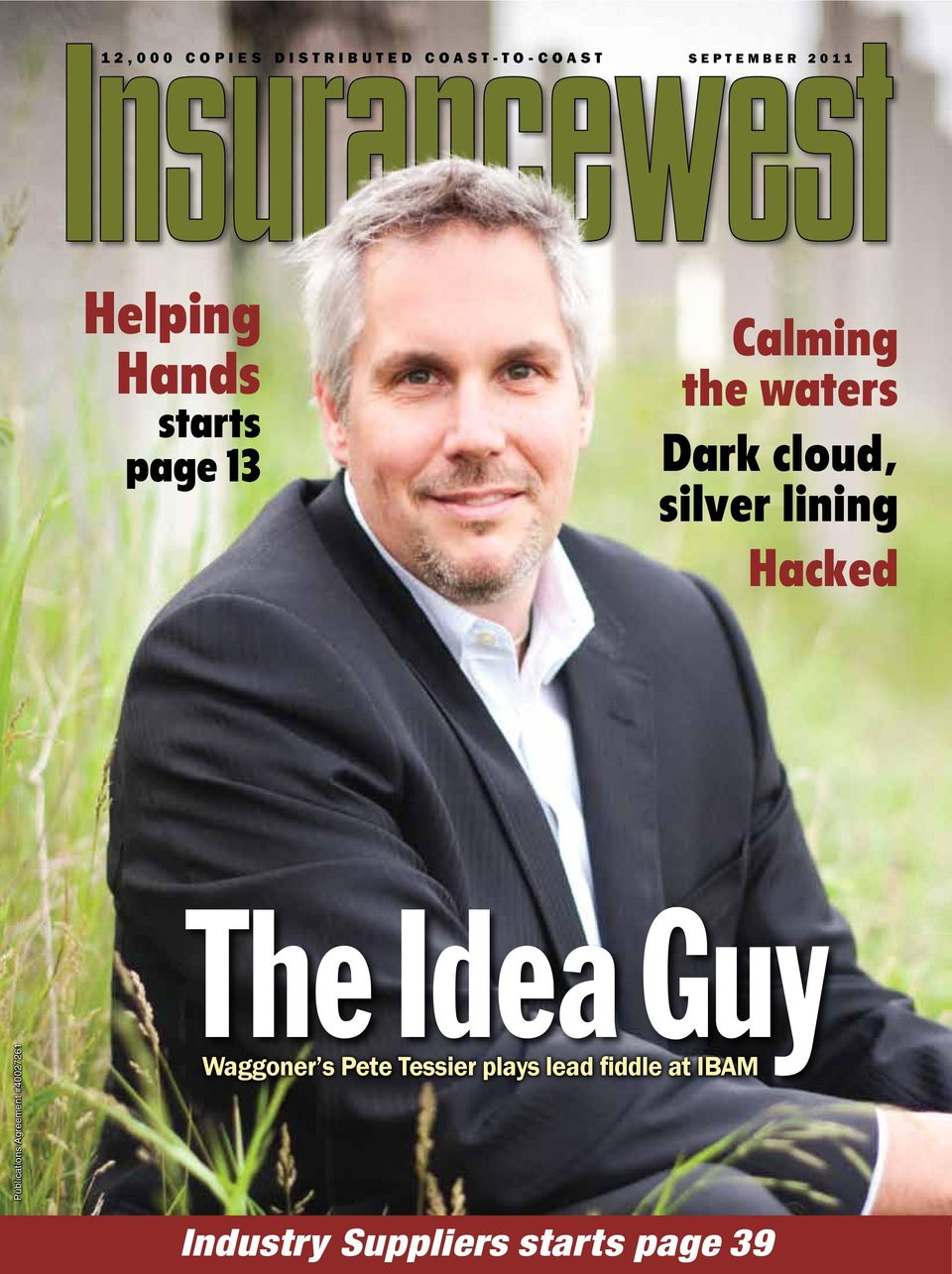 cloud, silver lining Hacked Publications Agreement #40027261 The Idea Guy