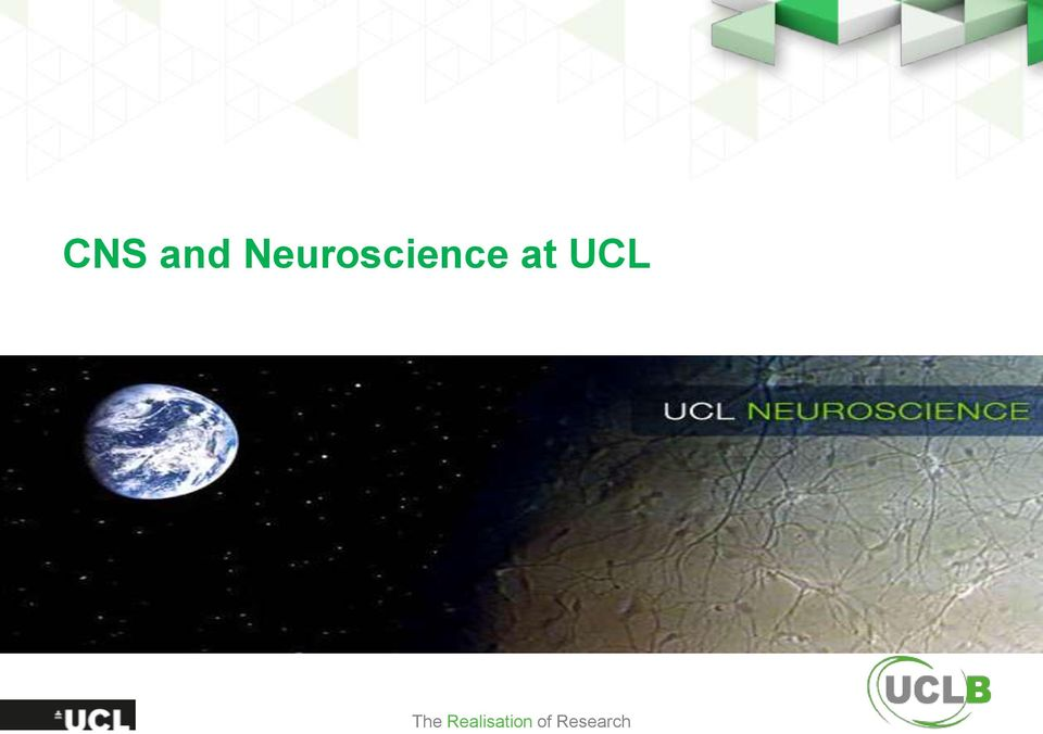 at UCL The