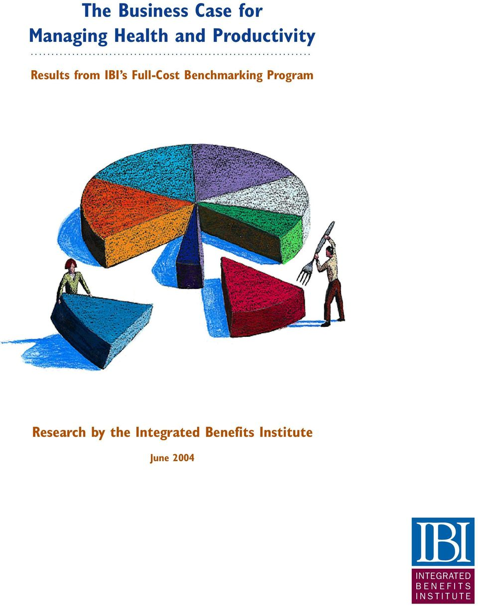 Research by the Integrated Benefits