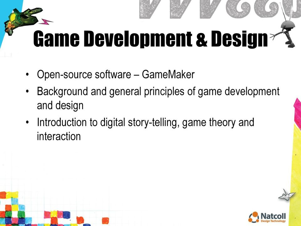 game development and design Introduction to