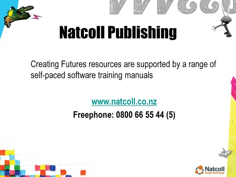 self-paced software training manuals