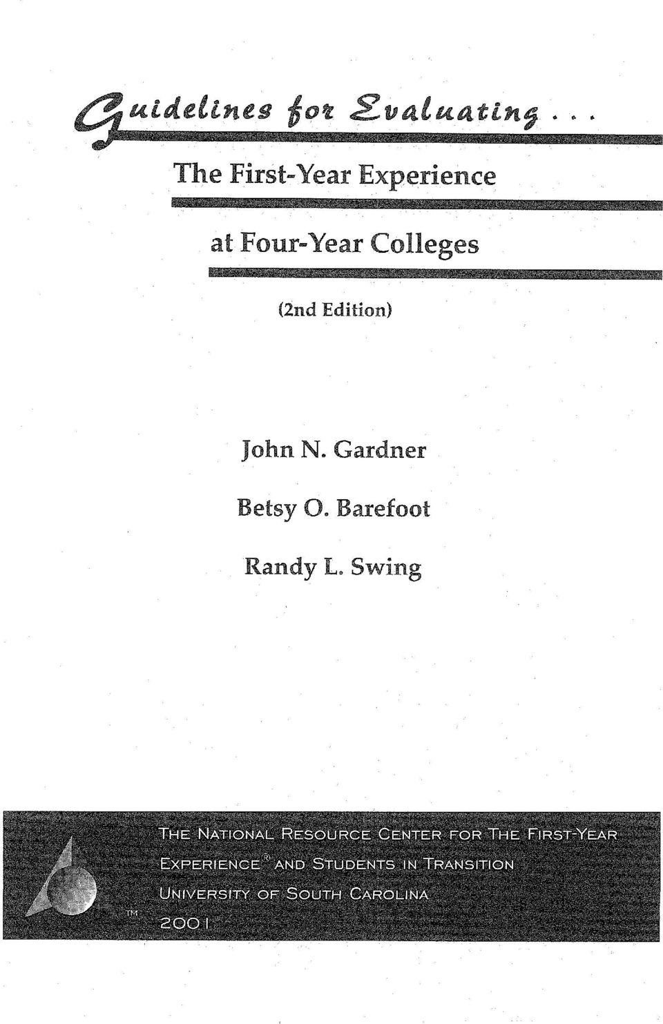 Four-Year Colleges (2nd