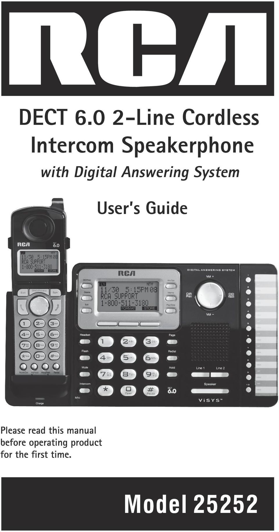 Intercom Speakerphone