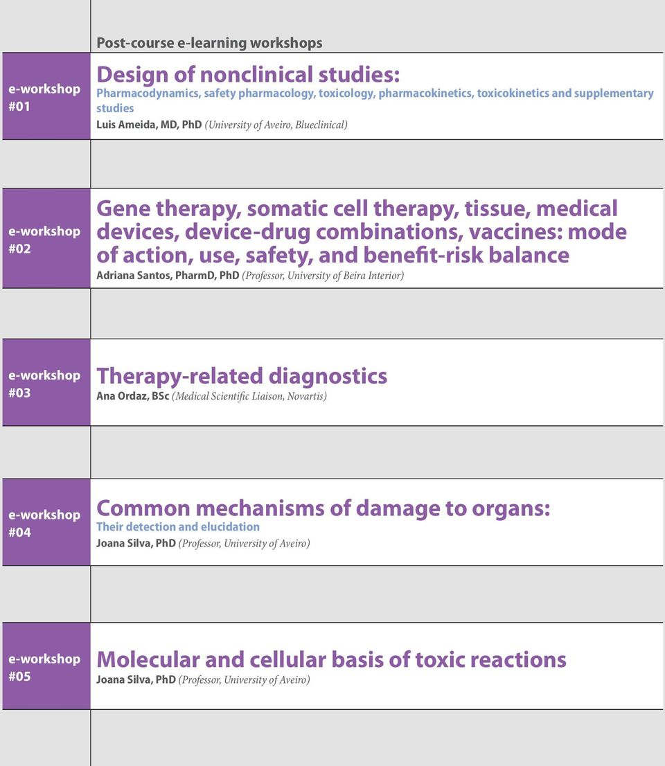 combinations, vaccines: mode of action, use, safety, and benefit-risk balance #03 Therapy-related diagnostics Ana Ordaz, BSc (Medical Scientific Liaison,